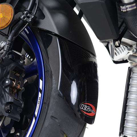 R&G Fender Extender Black sample
