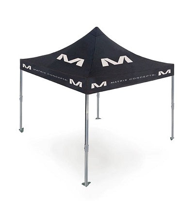 Matrix Pop-Up Canopy Top - Black