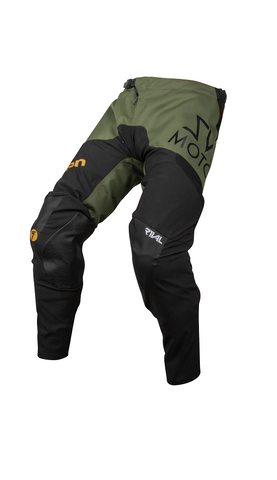 Rival Trooper Pant Olive