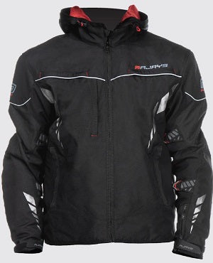 RJAYS Tracer Jacket - Black Black