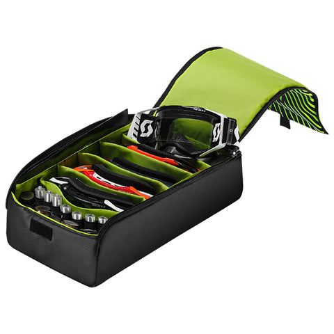Goggle Case Black_Neon Yellow