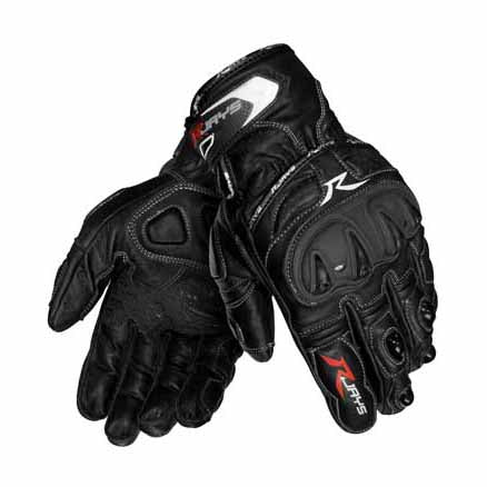 Rjays Canyon Black Leather Gloves