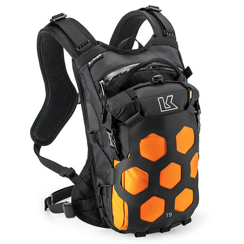 KRIEGA Trail 9 Back Pack Orange