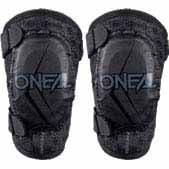 ON-0251310/ON-0251311 - Oneal peewee elbow guard in black - comfortable so they'll wear it, protective for your peace of mind
