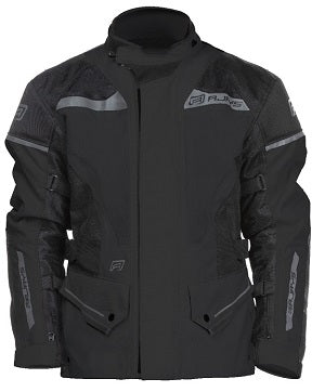 RJAYS Tour Air Jacket - Black Black