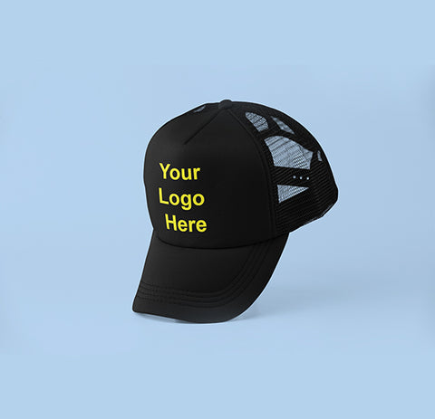 Printed Trucker Cap