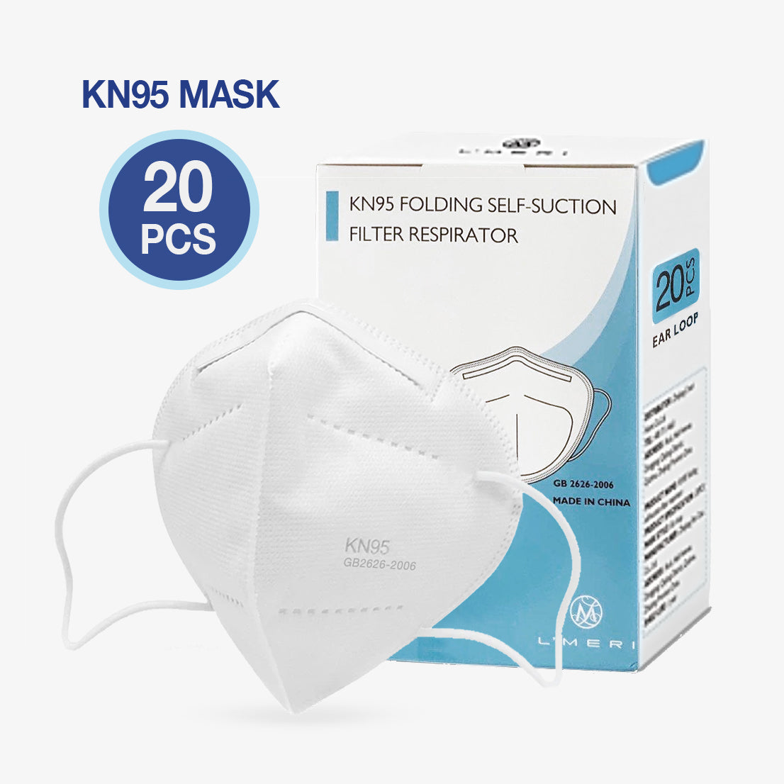 Disposable Mask Bundle Kit (Free Items)