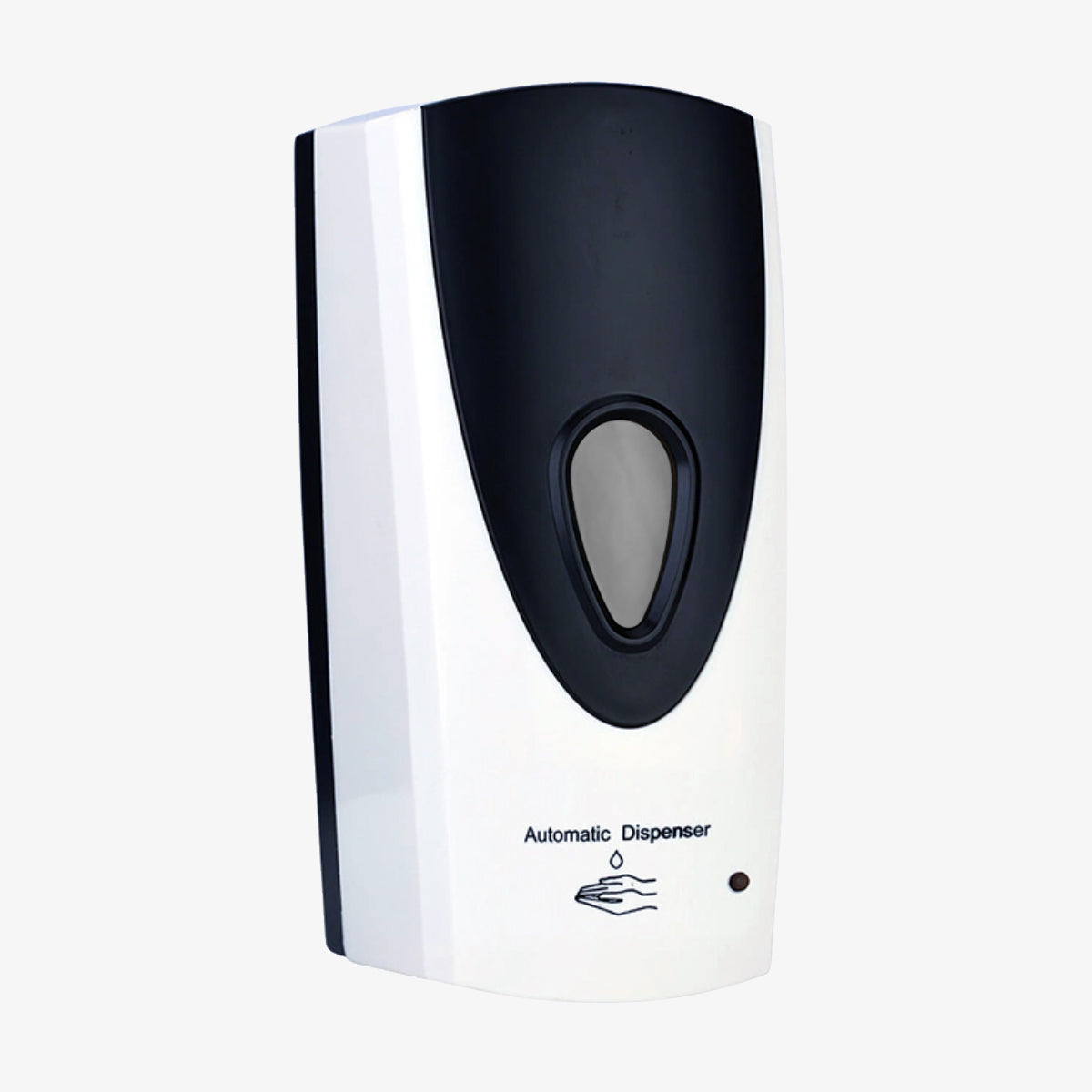 Touchless Electric Hand Sanitizer Dispenser side view