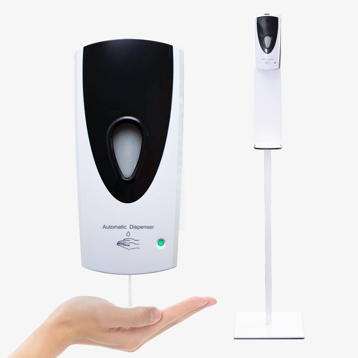 Touchless Electric Hand Sanitizer Dispenser with Stand