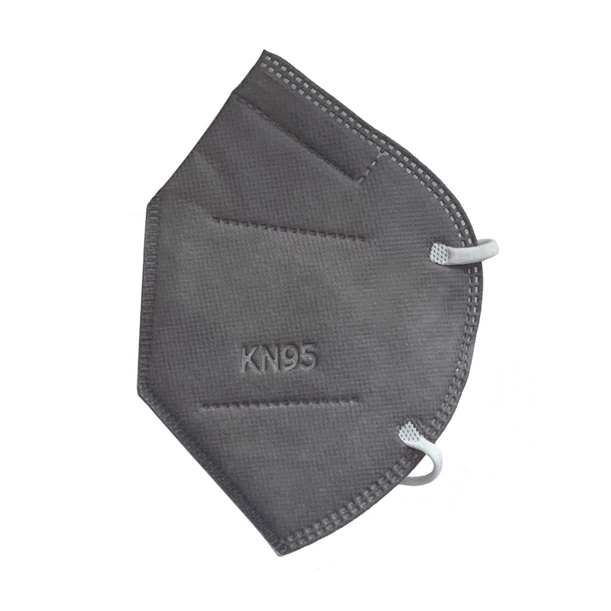 Grey KN95 Protective Face Masks (20 Pack) - Think360 Inc