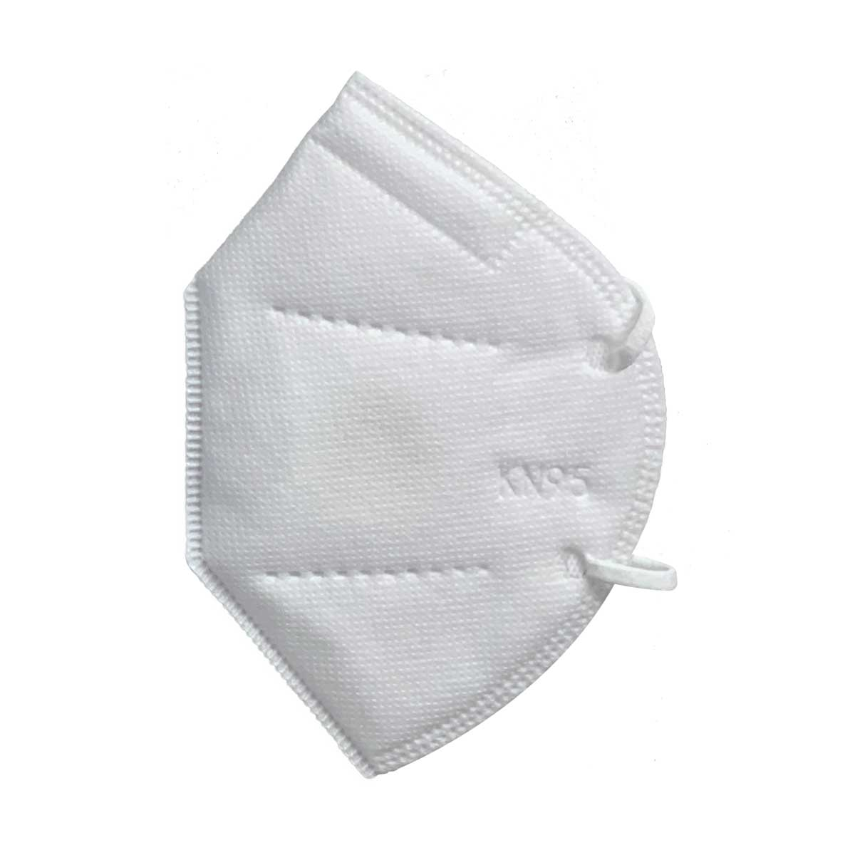 White KN95 Protective Face Masks (20 Pack) - Think360 Inc