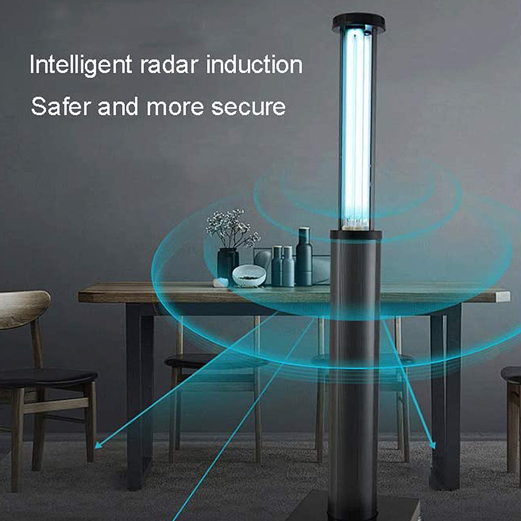 K-Protector X5 Disinfectant UV Lamp intelligent radar induction safer and more secure