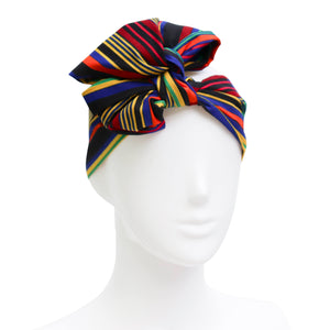 Head Wraps Handcrafted - 11 Colors - Emayani