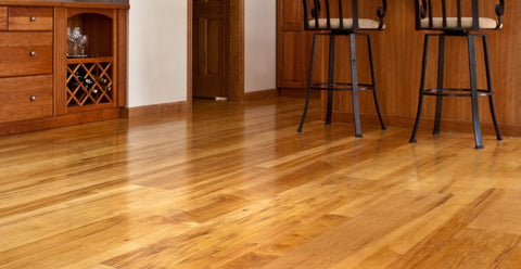 Brown Maple Floors