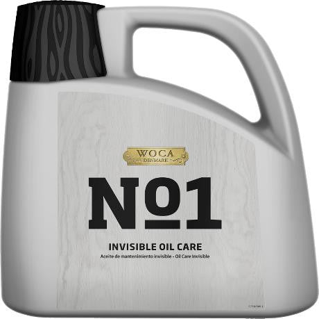 Woca No1 Invisible Oil Care