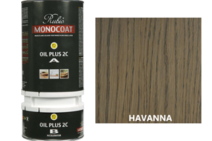 Rubio Monocoat Oil Plus 2C HAVANNA