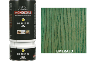 Rubio Monocoat Oil Plus 2C  EMERALD