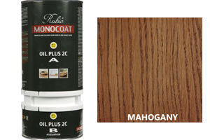 Rubio Moncoat Oil Plus 2C MAHOGANY