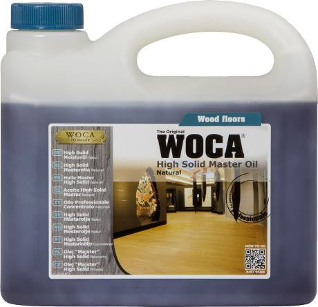 Woca High Solid Master Oil