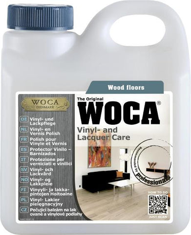 Woca Vinyl- and Lacquer Care