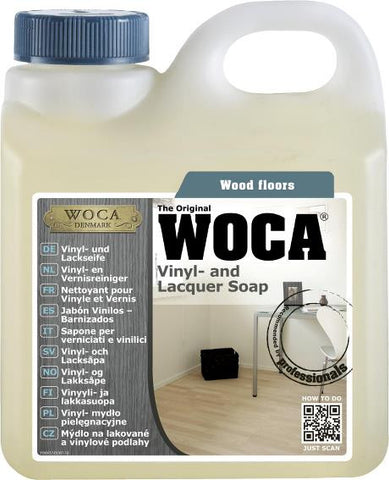 Woca Vinyl- and Lacquer Soap