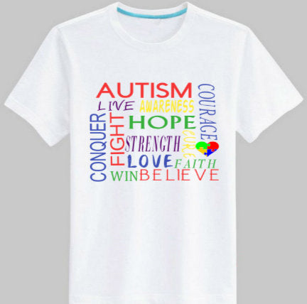 Autism Support T Shirt Autism Awareness Shirt