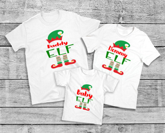 Black Friday Sale Christmas Family Shirt, Elf Family shirt, Christmas shirt for family, Adult Christmas shirt,Sibling Christmas shirt, Elf S