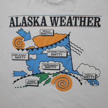 Load image into Gallery viewer, ALASKA WEATHER 1991