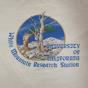 WHITE MOUNTAIN RESEARCH STATION