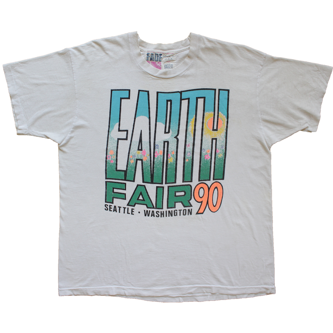 EARTH DAY 1990