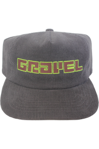 GRAVEL HAT GREY