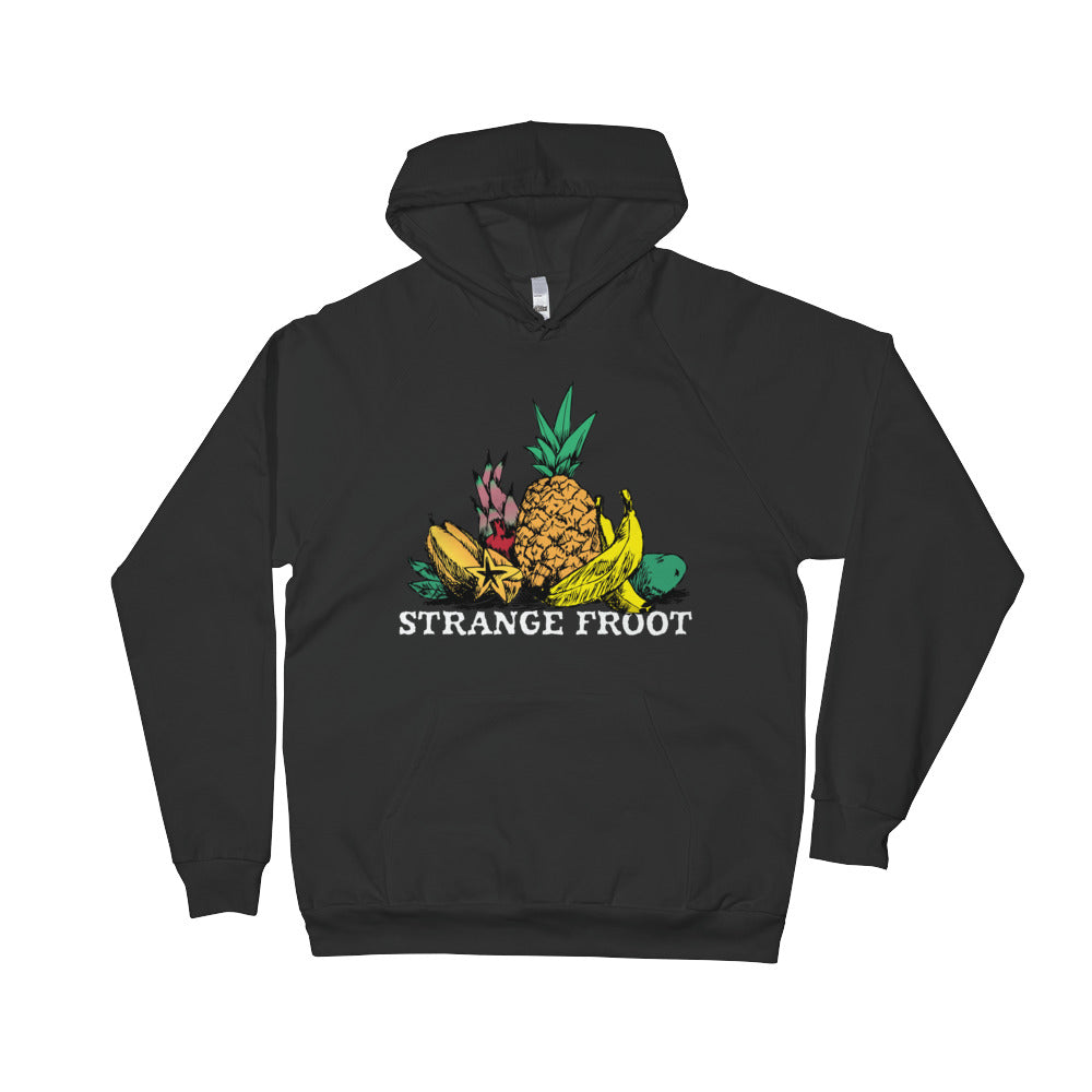 Strange Froot 'LOGO' Series Premium Hooded Sweatshirt