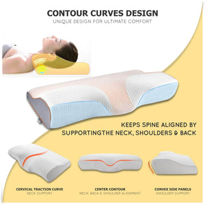 ORTHOPOSTURE™ PILLOW