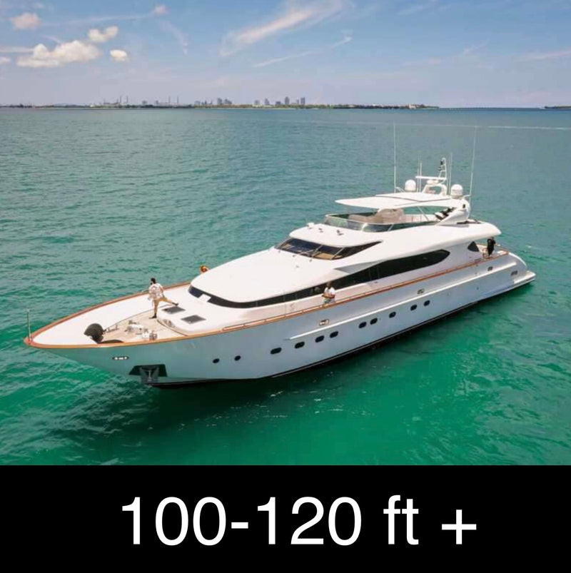 BOOK YOUR YACHT CHARTER