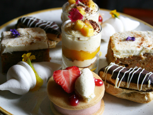 NEW Royal Toby Afternoon Tea