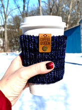 Load image into Gallery viewer, Coffee cozies sweaters for your coffee water bottle beer gifts cute