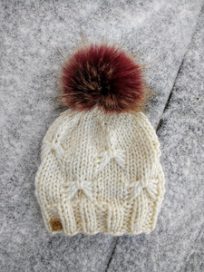 The Butterfly Effect Hat Knit PATTERN