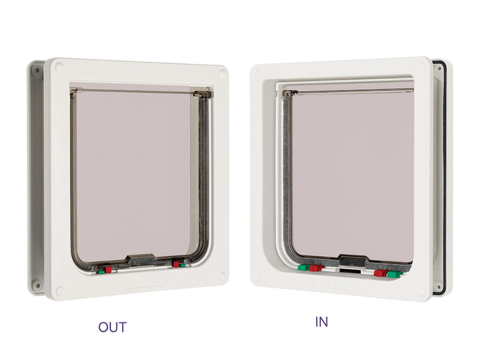 Cat Mate Large Cat Flap 221W White