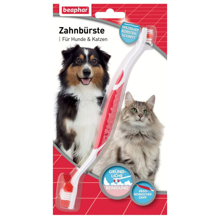 Beaphar Toothbrush (for all sizes of dogs & cats) 1