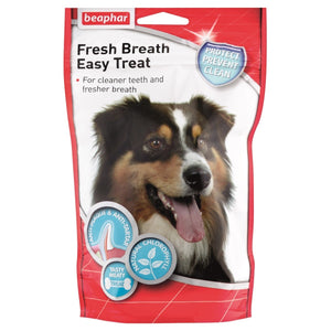 Beaphar Fresh Breath Easy Treat for Dogs 150g