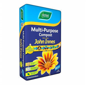 Westland Multi Purpose Compost with added John Innes 60L