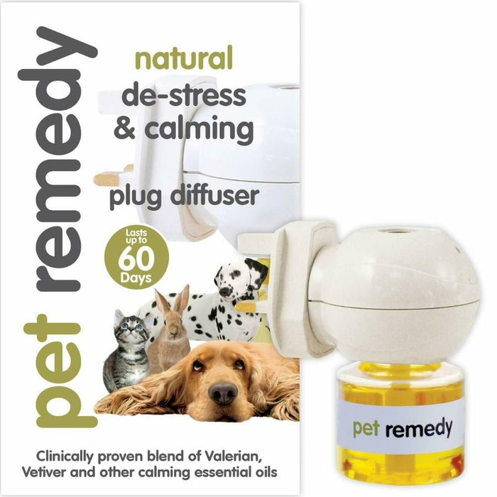 Pet Remedy Plug Diffuser