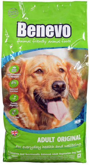 Benevo Vegan Adult Dog Food 15kg