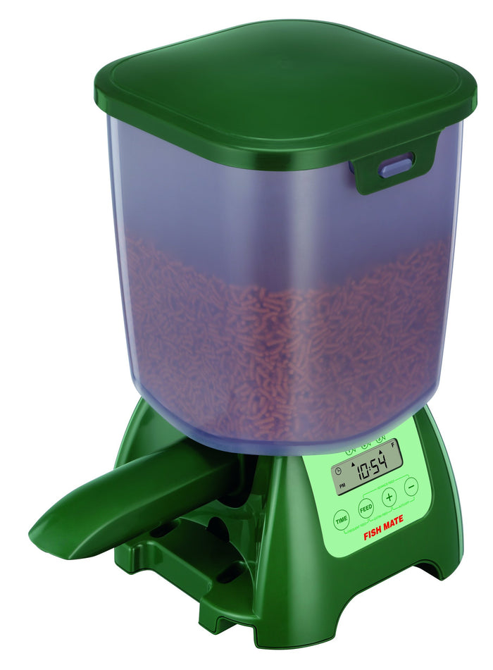 Fish Mate P7000 Pond Fish Feeder 348