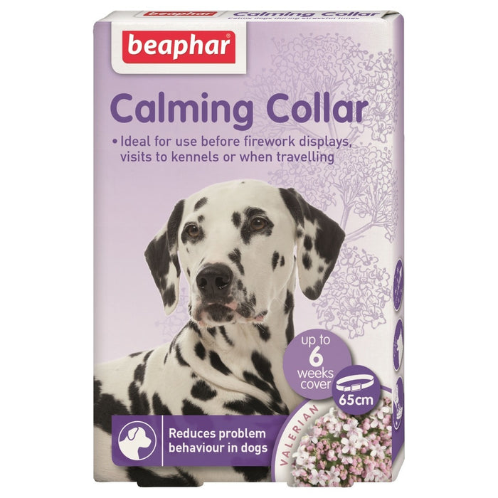 Beaphar Calming Collar Dog 60cm