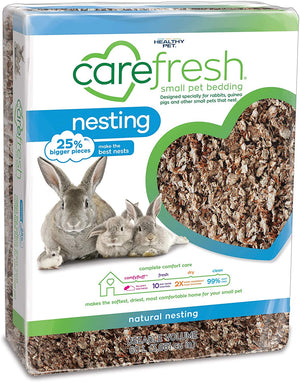 Carefresh Small Animal Nesting Bedding 60L