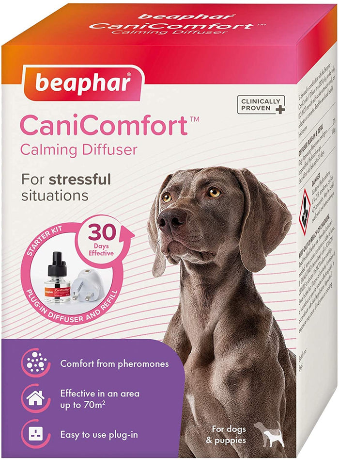 Beaphar CaniComfort™ Calming Diffuser Starter Kit 48ml