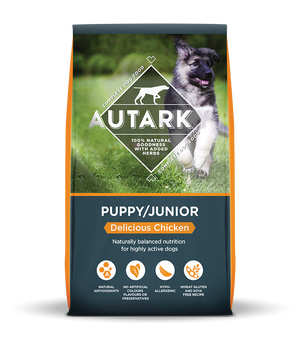 Autarky Complete Puppy/Junior Chicken 2kg