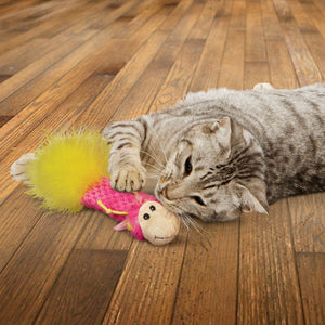 KONG Cat Pillows Critter