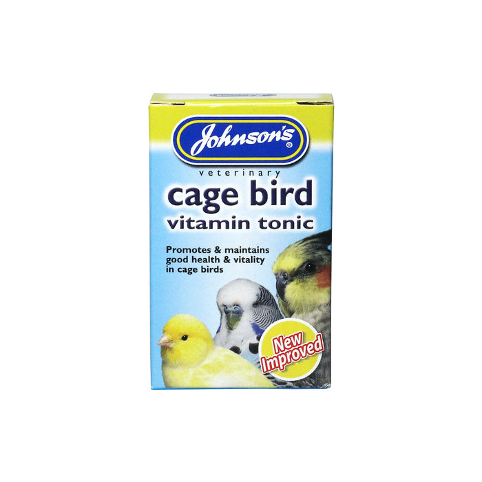 Johnsons Cage Bird Vitamin Tonic 15 ml
